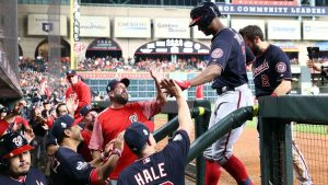 Nationals vs Astros (12-3): summary, result and annotations