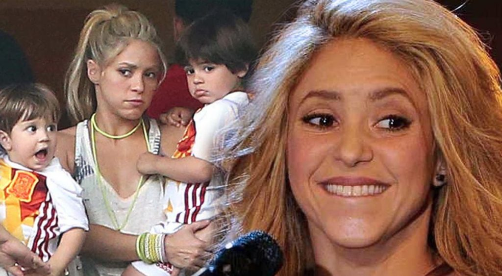 Shakira Instagram Singer Is Happy Without Gerard Pique Sons Milan And Sasha Insta Photos And Video Shows Latest Breaking News
