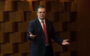 Marcelo Ebrard Postpones Appearance Before The Senate