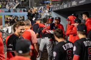 Nationals Eliminate Dodgers And Go To Championship Series