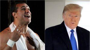 Alberto Del Rio Defends Mexicans From Donald Trump