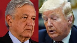 """""""At The Request Of AMLO,"""" Donald Trump Postpones Declaring Mexican Drug Traffickers As Terrorists"""