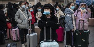 Mexican Asks SRE For Help To Leave Wuhan Due To Coronavirus Outbreak