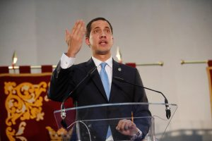 """Guaidó Affirms That """"the War Is Already Happening In Venezuela"""""""
