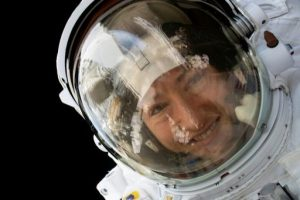 A US Astronaut Returns To Earth After Breaking The Female Record Of Permanence In Space