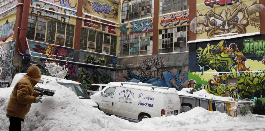 A court in New York awards $ 6.7 million to graffiti artists