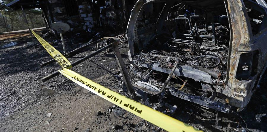 A woman and her six children die after her house catching fire in Mississippi