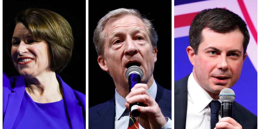 Democratic pre-candidates Klobuchar and Steyer do not know the name of the Mexican president