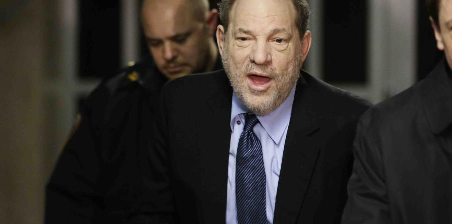Five key points of the verdict in the case against Harvey Weinstein