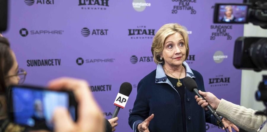 Hillary Clinton says she will endorse Bernie Sanders if she wins the Democratic primary