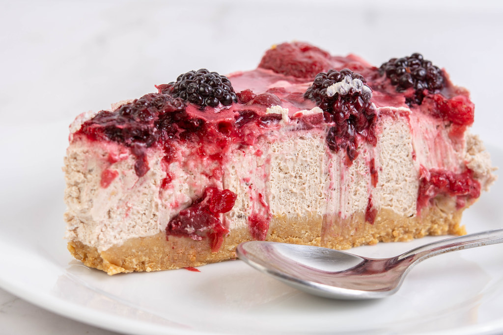 Cheesecake - Learn to turn our sugar-loving switch on or off