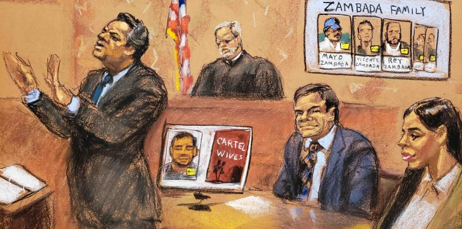 """In New York, a Mexican who trafficked for """"El Chapo"""" is sentenced"""