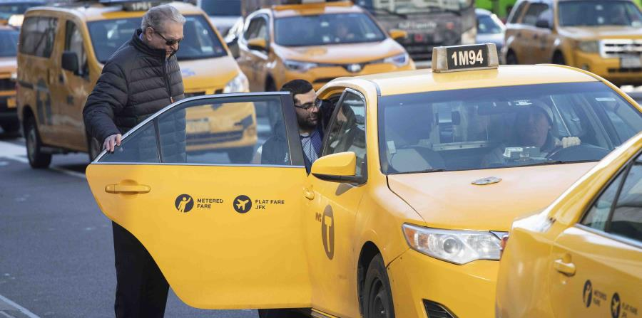 Mayor of New York outraged by the treatment of taxi drivers to Chinese passengers