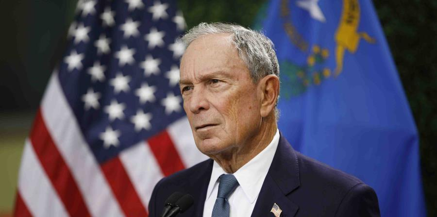 Michael Bloomberg will sell his company if he is elected president of the United States
