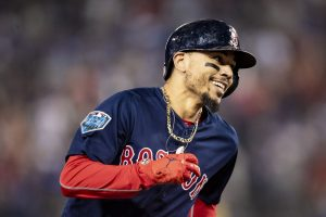Possible transfer of Mookie Betts in MLB may not materialize