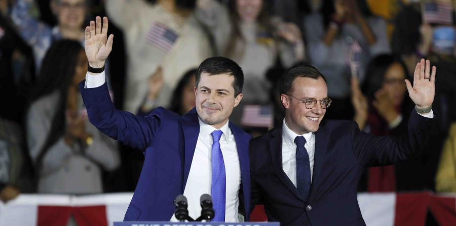 Pete Buttigieg highlights the pride she feels for her husband in the face of comments against him