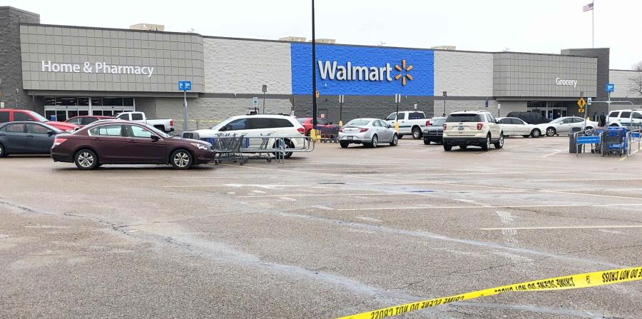 Shooting in Walmart leaves one dead and two wounded in Arkansas