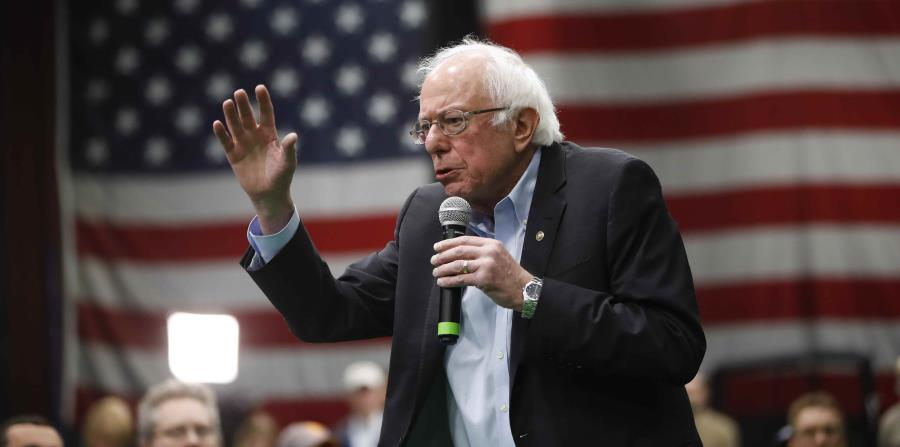 The Bernie Sanders and Pete Buttigieg campaigns call for review of results in Iowa