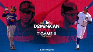 Minnesota Twins and Detroit Tigers will play in the Dominican Republic