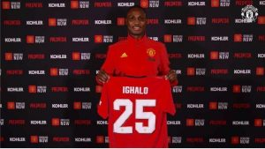 Ighalo Will Not Go To Manchester United Camp In Spain For Coronavirus