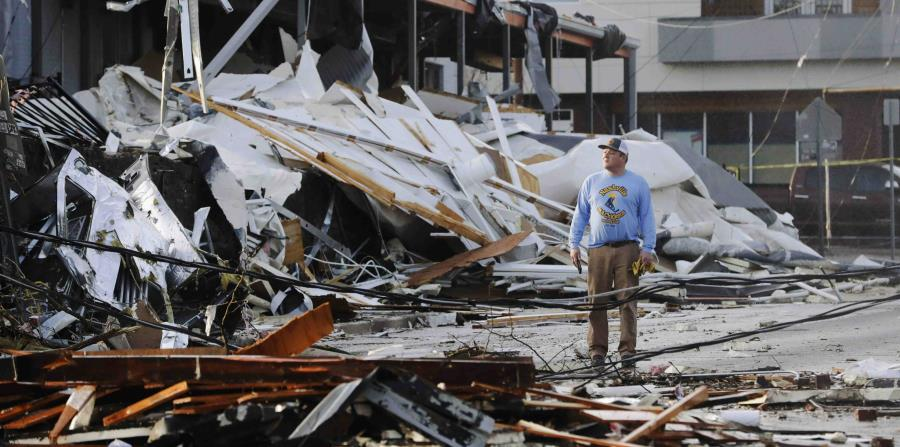 Increased to 25 dead by tornadoes in Tennessee