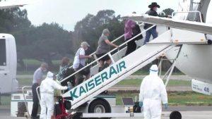 Grand Princess Passengers Begin Their Return Home To Be Quarantined