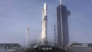 Elon Musk's SpaceX Launches More Satellites Into Earth Orbit