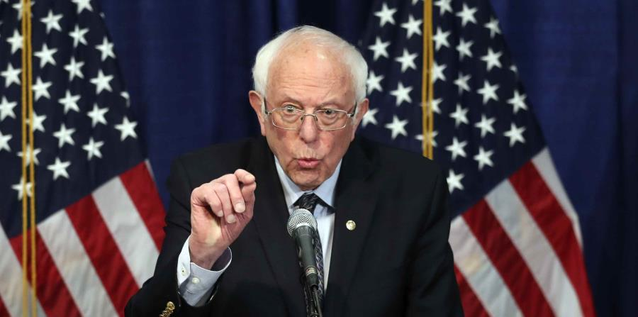 Bernie Sanders will continue in the presidential primaries for the Democratic Party