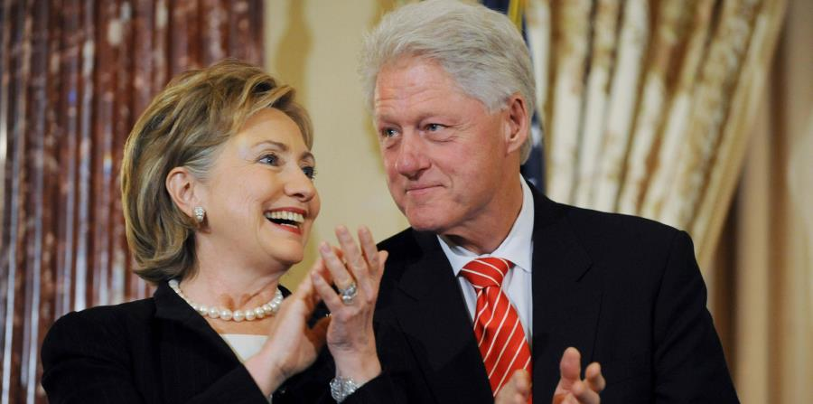 """Bill Clinton says his relationship with Monica Lewinski was to """"manage his anxiety"""""""