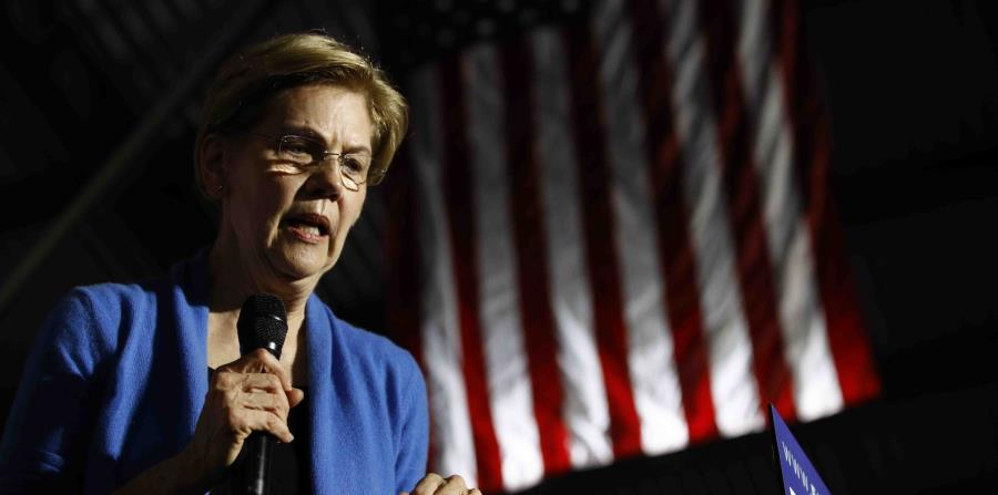 Elizabeth Warren withdraws her aspiration for the presidency of the United States