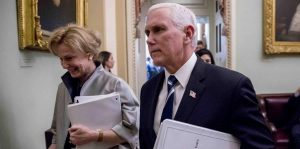 """Mike Pence Admits They Don't Have """"enough"""" Coronavirus Tests For Growing Demand"""