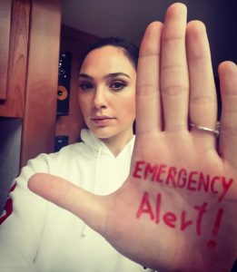 The Extreme Preventive Measures With Which They Take Care Of Gal Gadot Before Coronavirus