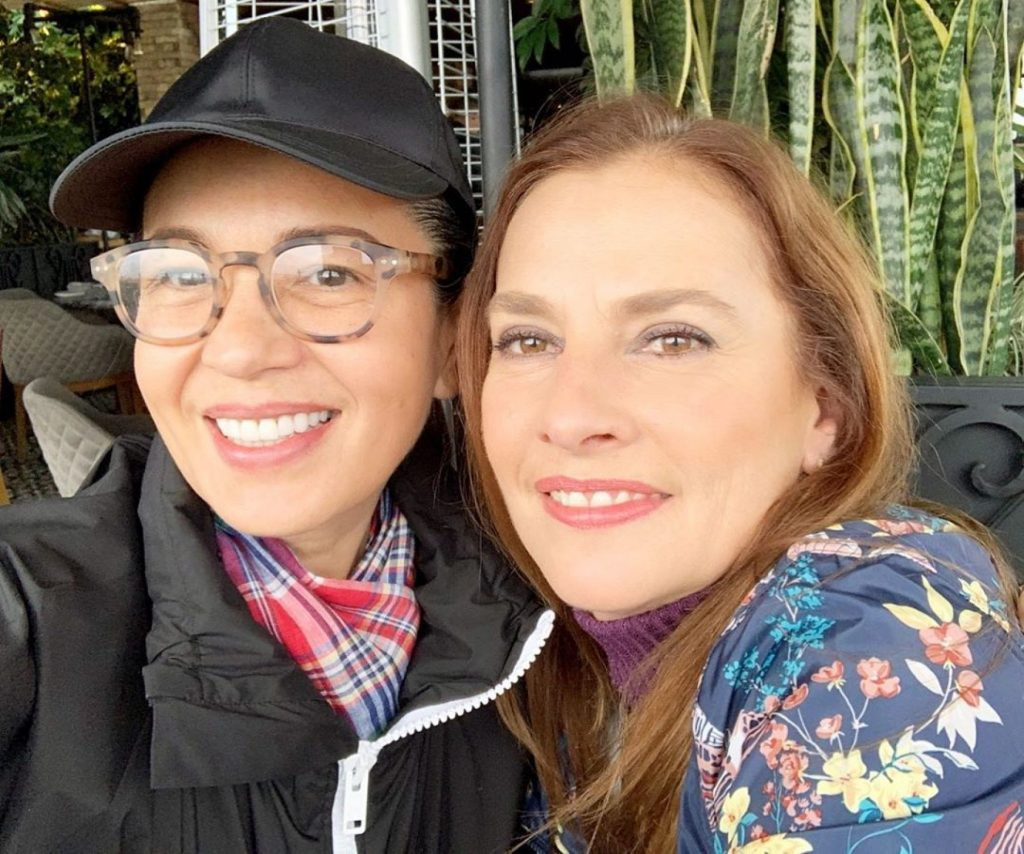 The Reason For The Mysterious Meeting Between Beatriz Gutierrez And Yolanda Andrade Latest Breaking News She is well suited for marriage and often becomes a responsible. mysterious meeting between beatriz
