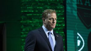 Source: Roger Goodell To Make Decision On Suspended Cowboys Players After Draft