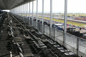 NASCAR Cuts Employee Wages