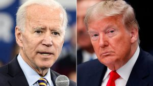 Biden And Trump Talk On The Phone About The Coronavirus Response