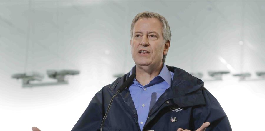 """""""Abominable,"""" says the mayor of New York about bodies found in trucks"""