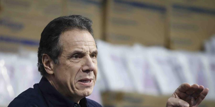 Andrew Cuomo will visit the White House in search of financial aid for New York