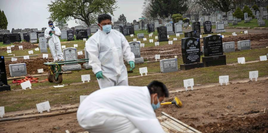COVID-19 and other causes lead to an increase in deaths in the United States