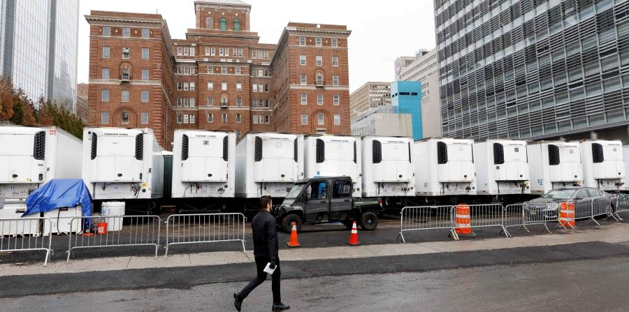 Demand for refrigerated trucks for storing bodies growing in the United States