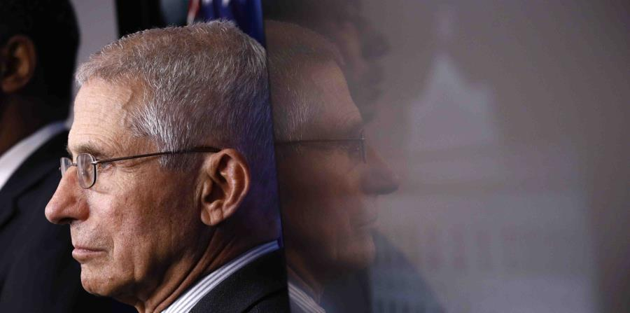 Dr. Anthony Fauci asks for caution before reopening the economy