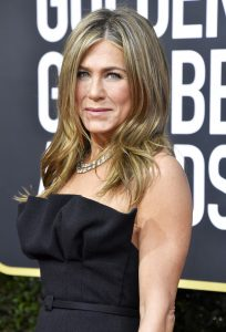 Jennifer Aniston Does Not Hide Her Interest In One Of Her Exes