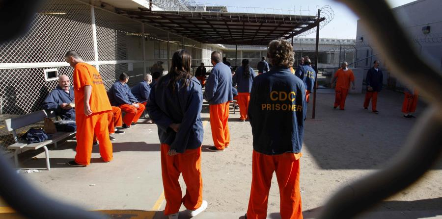 More than 70% of inmates tested in the United States test positive for COVID-19