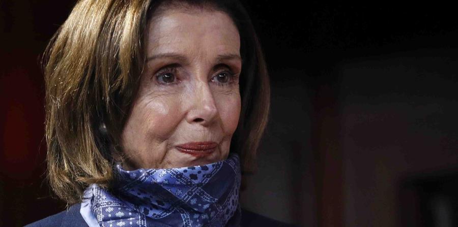 Nancy Pelosi formalizes her support for Joe Biden for the White House