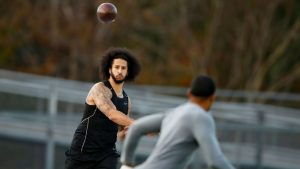 Colin Kaepernick Creates Fund To Help Those Affected By Coronavirus