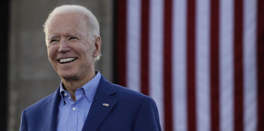 Joe Biden says he will not seek reelection if he reaches the White House