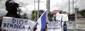 "An NGO Denounces A ""viral Genocide"" In Nicaragua And Calls For WHO Intervention"