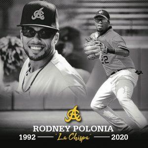 Rodney Polonia Dead At 27 Son Of Luis Polonia, Former Dominican Major Leaguer