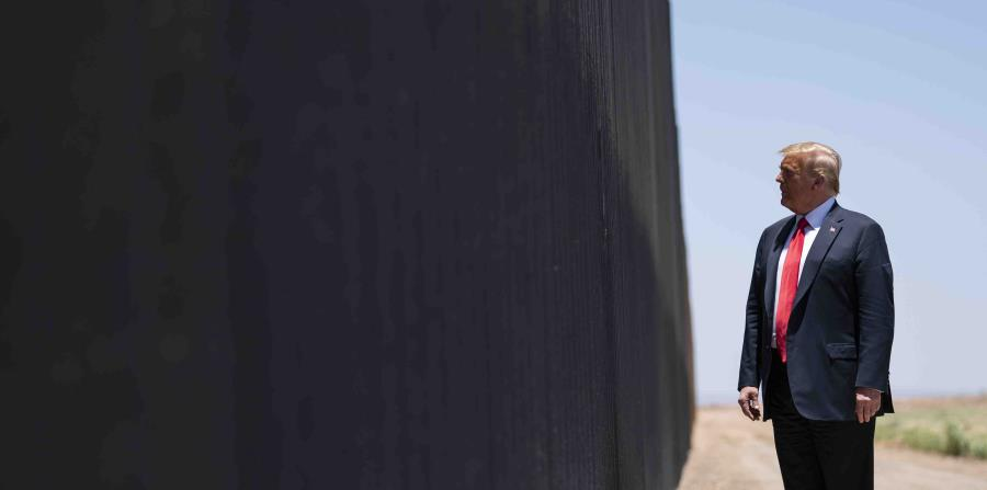 Federal name prohibits diverting $ 2.5 billion from the Pentagon to the Trump wall