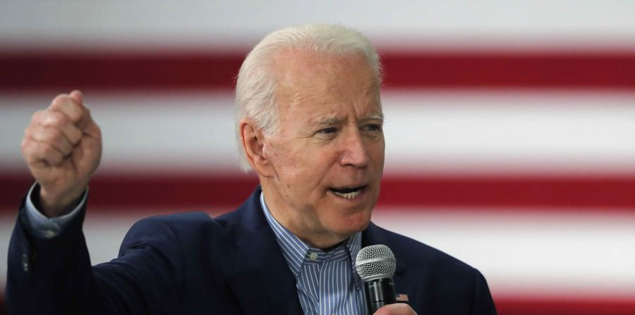 Joe Biden is closer to the Democratic nomination for the presidential election